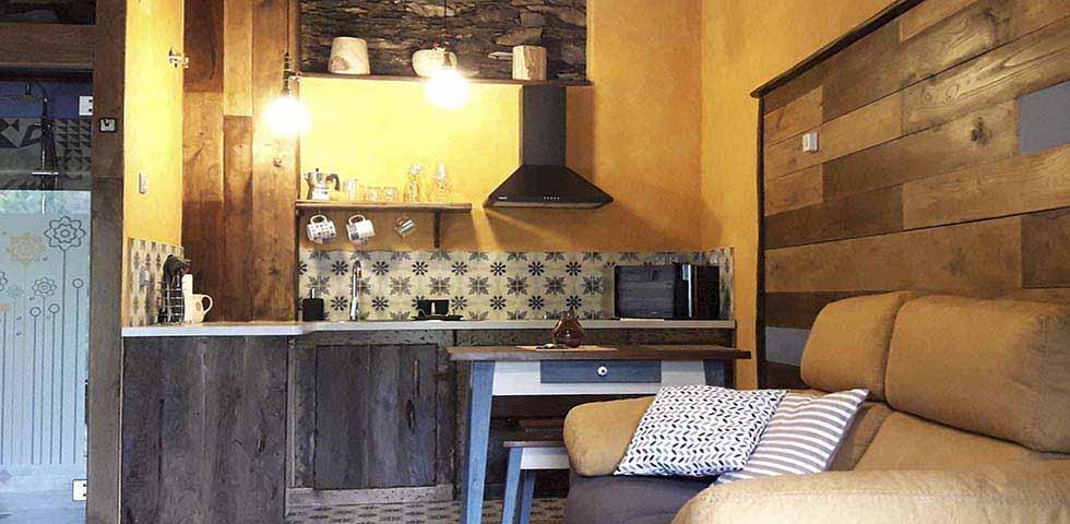 Apartamento De Luxe Soñando con Detalle del Interior