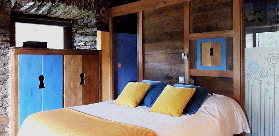Apartamento De Luxe Soñando Detalle de Cama