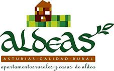 Logotipo Marca aldeas